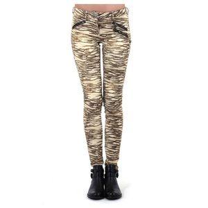 NWT Masion-Scotch Skinny Jeans